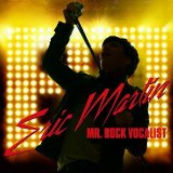 エリック・マーティンNEWアルバム「MR.ROCK VOCALIST」にB'zカバー「ALONE」収録