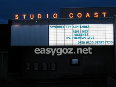B'z PREMIUM LIVE TOKYO セットリスト+メモ