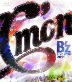 LIVE DVD & Blu-ray「B'z LIVE-GYM 2011 -C'mon-」2012/5/30発売決定!!
