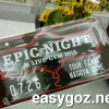「B'z LIVE-GYM 2015 -EPIC NIGHT-」ナゴヤドーム2日目・千秋楽セットリスト