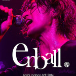 Huluで「Koshi Inaba LIVE 2014 ~en-ball~」配信開始