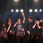 INABA / SALAS「CHUBBY GROOVE TOUR 2017」千秋楽・名古屋ダイアモンドホール セットリスト