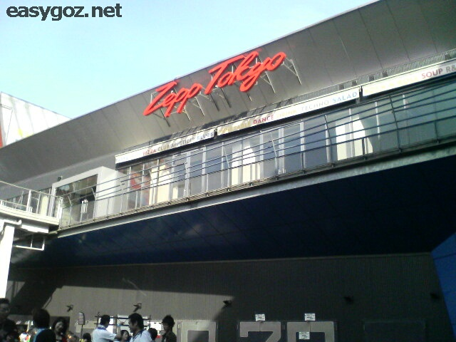 「B'z SHOWCASE 2007 -19-」Zepp Tokyo ライブレポ
