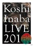稲葉浩志 LIVE DVD&Blu-ray 「Koshi Inaba LIVE 2010 ~enII~」2011.2.16発売決定!