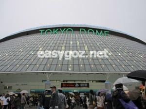 "B'z LIVE-GYM 2010 ""Ain't No Magic"" 東京ドーム ライブレポ"