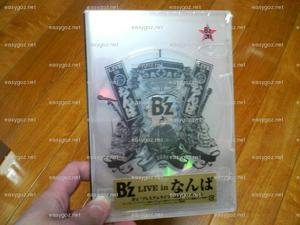 DVD「B'z LIVE in なんば」感想