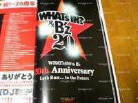 WHAT'S IN? 2008年5月号 創刊20周年スペシャル特大号