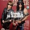 1/10発売 松本孝弘&Slash表紙「ヤングギター」2015年2月号